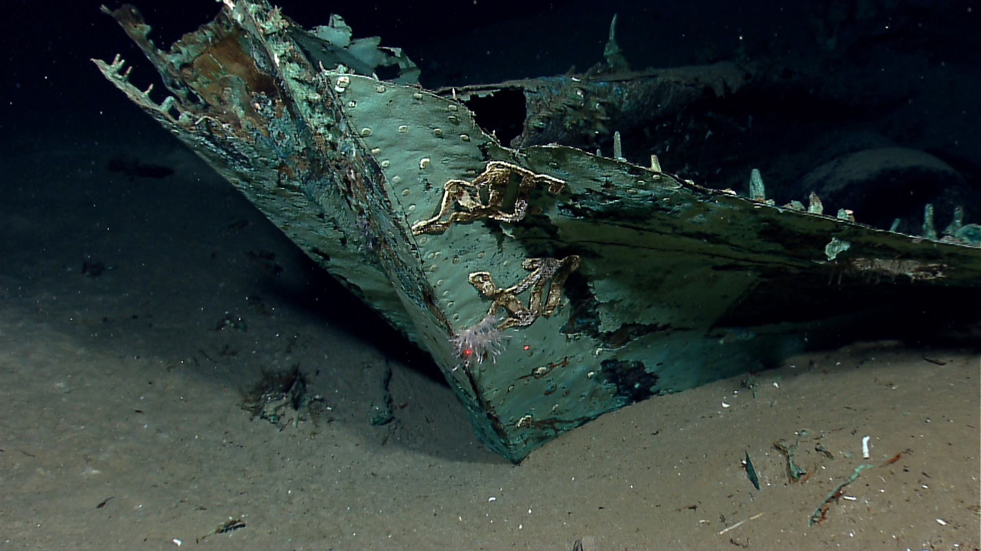 Bronze Age Ship Found in the Mediterranean is World s Oldest Shipwreck