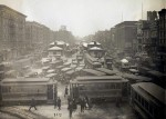 Traffic in Manhattan, January 29, 1923