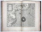 Atlantic coast of North America in Wytfliet Atlas