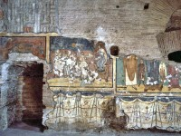 Chapel of Theodutus before restoration