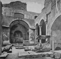 Santa Maria Antiqua no roof, 1902-1910