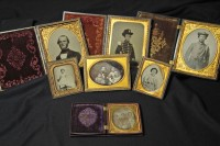 Seven Civil War-era mystery pictures in the Museum of the Confederacy collection