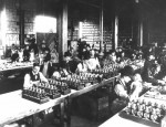 Talking doll production facility in West Orange
