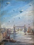 """Tower Bridge"" by Eve Kirk"