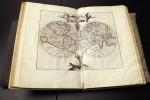 World map in Wytfliet Atlas