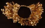 The gold wreath of Philip II
