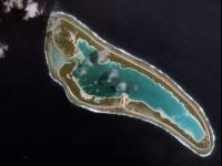 Nikumaroro Island, formerly Gardner Island