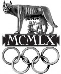 1960 Rome Olympics logo