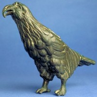 The Silchester Eagle, ca. 1st century A.D.