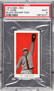 Ty Cobb card