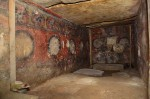 Second burial chamber with ballgame murals