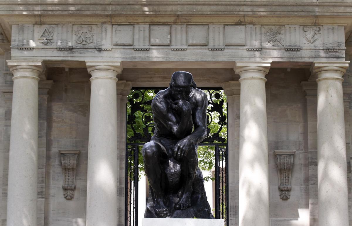 After ... & The History Blog » Blog Archive » Phillyu0027s Rodin Museum returns to ... pezcame.com