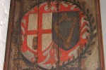 State Shield from the Commonwealth, 1649