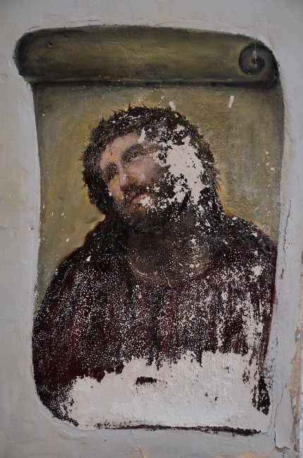 'Ecce Homo' by Elias Garcia Martinez, July 2012