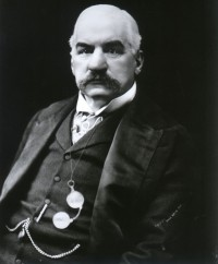 John Pierpont Morgan is not amused