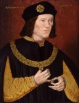 King Richard III, painter unknown, ca. 1590-1610
