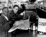 Sit-in at the Nashville Woolworths lunch counter, February 19, 1960