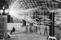 Tesla at work