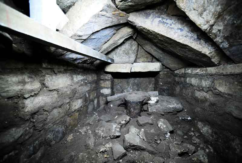 Third Atzompa funerary chamber   169  Mauricio Marat INAHZapotec Tombs