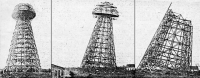 Wardenclyffe Tower demolition, 1917
