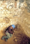 Excavating the Spitalfields charnel house