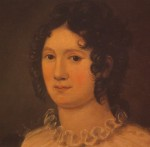 Claire Clairmont by Amelia Curran, 1819