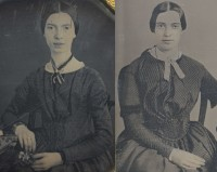 Emily Dickinson 1847-1859 comparison