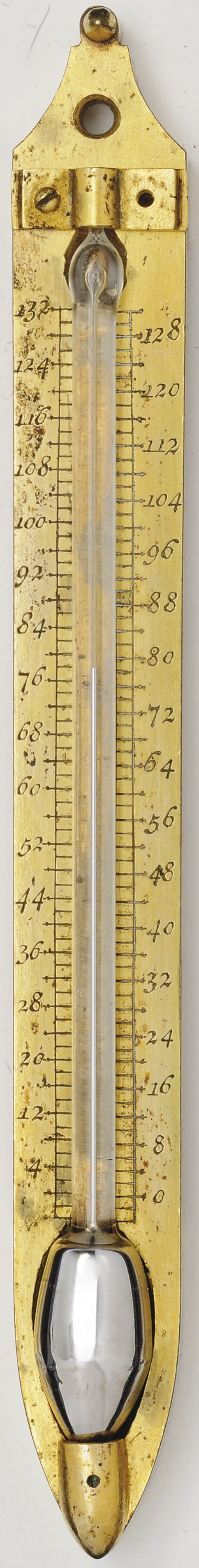First Mercury Thermometer Invented The history blog » blog archive ...