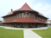 Hamlet Depot, Hamlet, North Carolina
