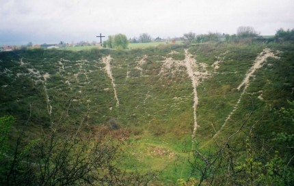 Lochnagar Crater today