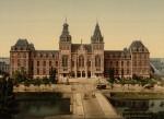 Rijksmuseum main building ca. 1895