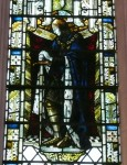 Sir John Wenlock window in Wenlock Chapel at St. Mary's Church, Luton