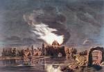 The Rock of Wörlitz by Karl Kuntz, 1797