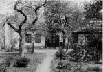 Feldmühlgasse garden house, photo by Moritz Nähr, 1915