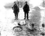 Manchester sewer workers ca. 1912
