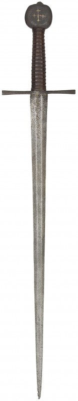 14th c. Italian-made sword with rich Cypriot and Mamluk history