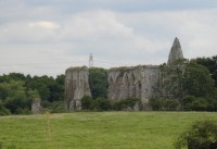 Newark Priory today