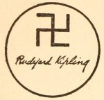 "Rudyard Kipling's seal from ""Kim"""