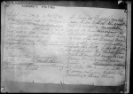 Schrank's writing regarding his motive