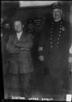 John Schrank under arrest after assassination attempt