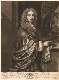 Sir James Tillie, 1687