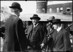 Theodore Roosevelt campaigning, October 4, 1912