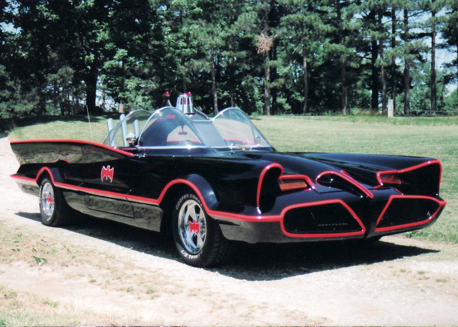 the history blog blog archive original batmobile for