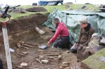Archaeologists dig up skeletons of Norse settlers in Greenland, 2010