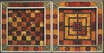 Georg Schreiber game board, signed and dated 1616