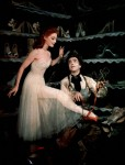 Léonide Massine and Moira Shearer in The Red Shoes