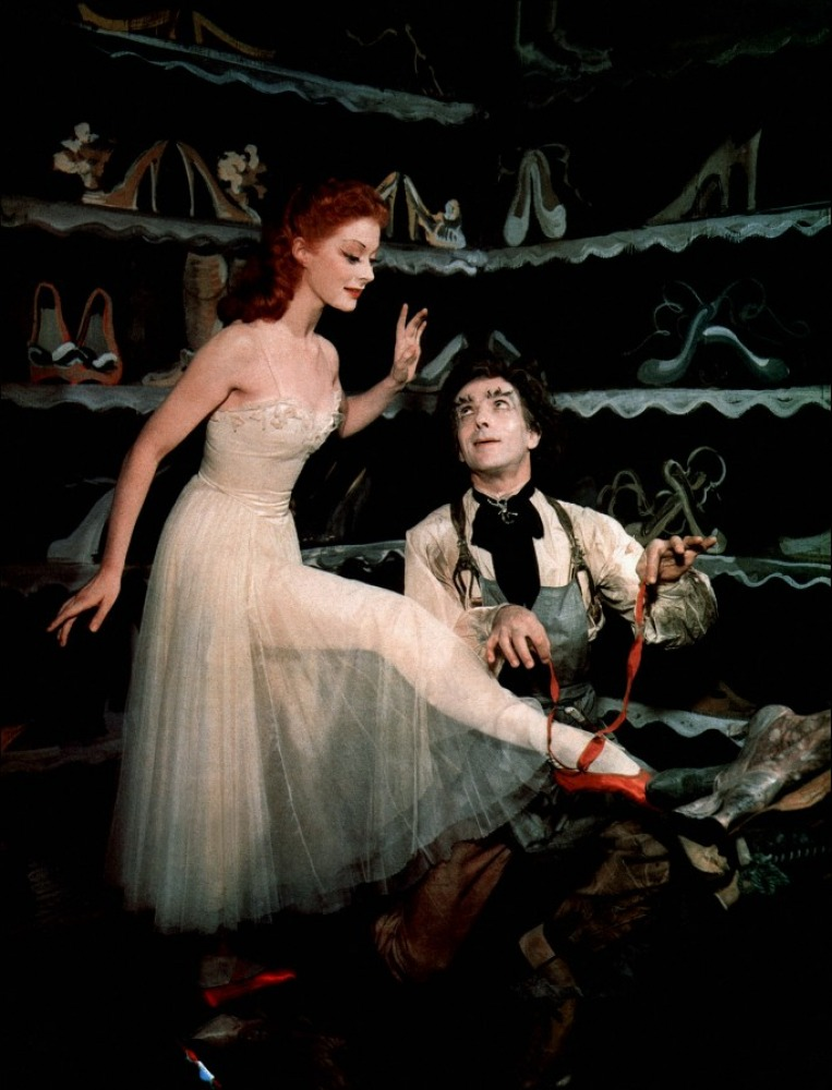 Film The Red Shoes Moira Shearer