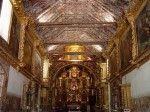 Interior of San Pedro Apóstol