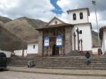 Facade of San Pedro Apóstol de Andahuaylillas
