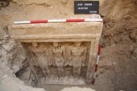 Antechamber of Princess Shert Nebti's tomb, ca. 2500 B.C.